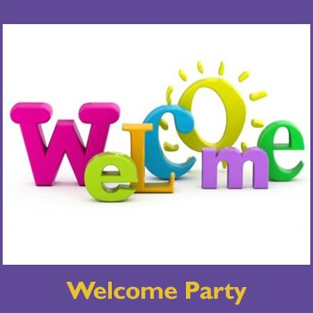 Welcome Party shop image.