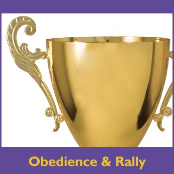 Obedience & Rally Trophy Sponsorship