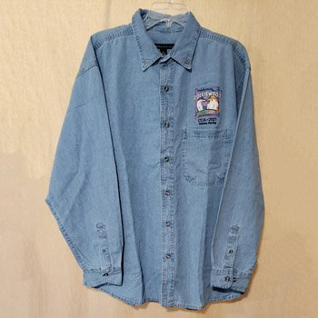 Denim long 171440