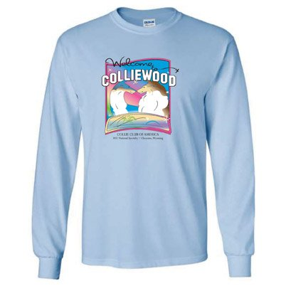 Long sleeve tshirt - blue