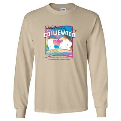 Long sleeve tshirt - sand