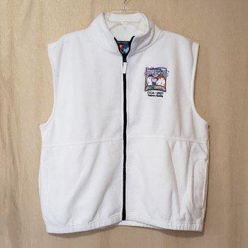 Vest white 100612