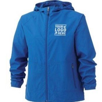 jacket light blue