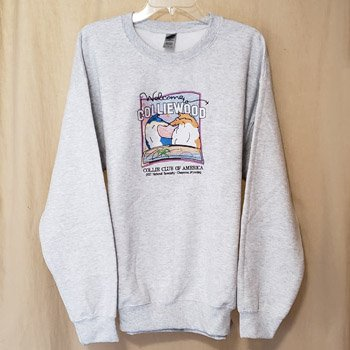 sweatshirt ash 100953