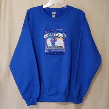 sweatshirt blue 100754